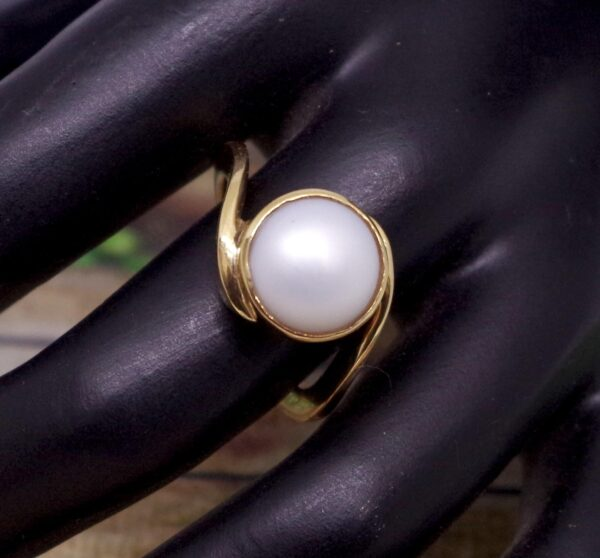 Best pearl ring at low price