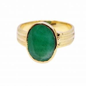 Panna Emerald Ring From 3.85 carat/ 4.27 Ratti To 10.10 carat / 11.22 Ratti