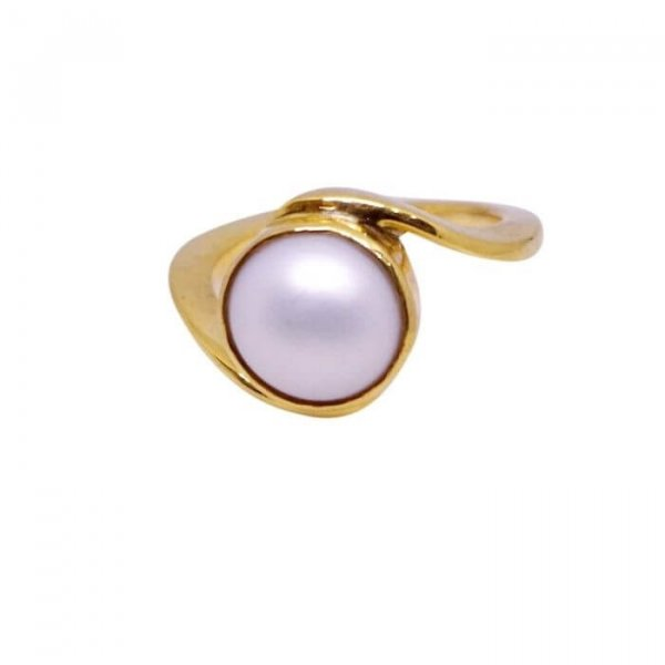 Natural & Certified Pearl Ring Of China
