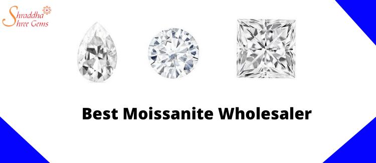 best moissanite wholesaler