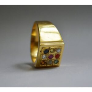 navratan gemstone ring