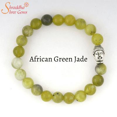 african green jade bracelet