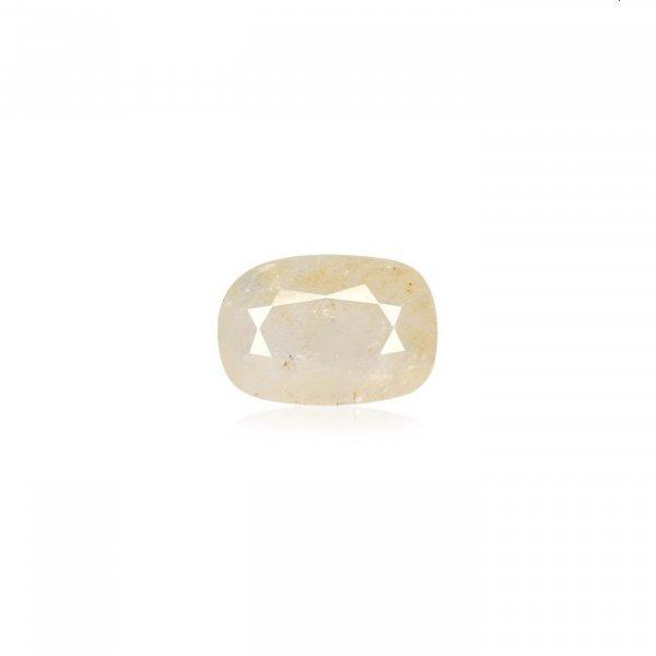 2.15 Ratti / 1.93 Carat Loose Yellow Sapphire Stone | Pukhraj Stone