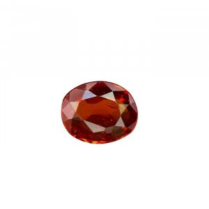 6.43 Ratti / 5.79 Carat Loose Hessonite Garnet Gemstone | Gomed Gemstone