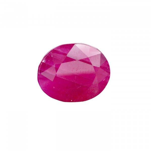 4.5 carat ruby stone