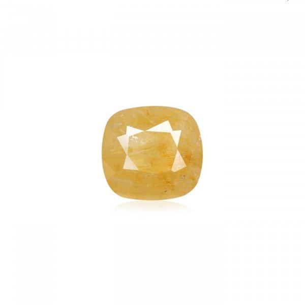 6.42 Ratti / 5.78 Carat Loose Yellow Sapphire Stone