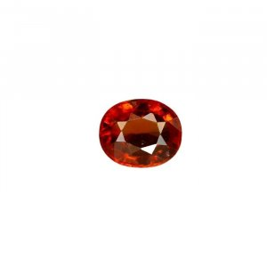 8.18 Ratti / 7.37 Carat Loose Hessonite Garnet Gemstone | Gomed Gemstone