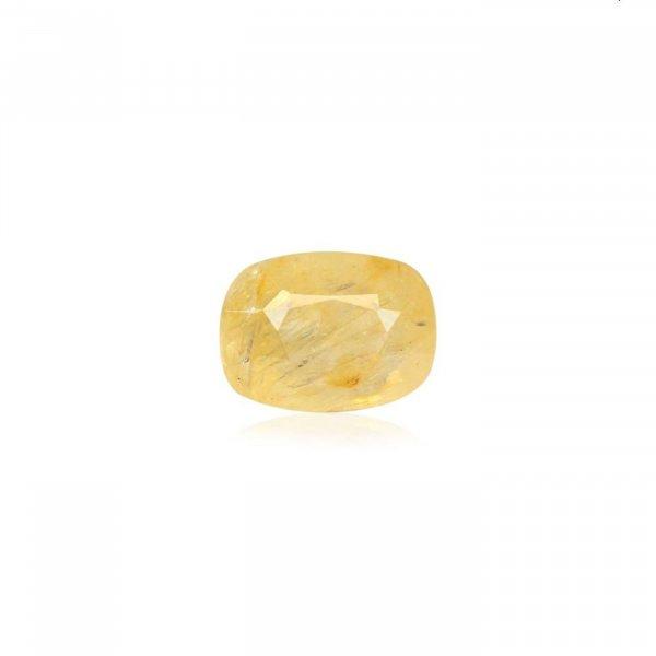 5.17 Ratti / 4.66 Carat Loose Yellow Sapphire Stone
