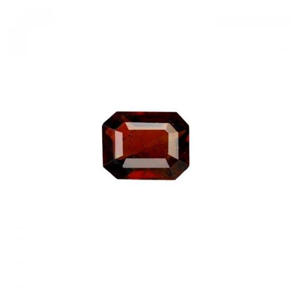 6.77 Ratti / 6.10 Carat Hessonite Garnet Gemstone