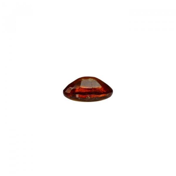 7.32 Ratti / 6.60 Carat Loose Hessonite Garnet Stone