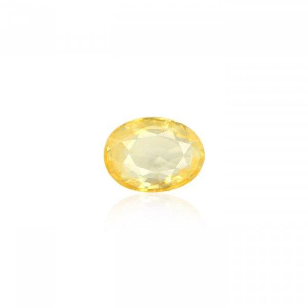 1.75 Ratti / 1.58 Carat Loose Yellow Sapphire Stone
