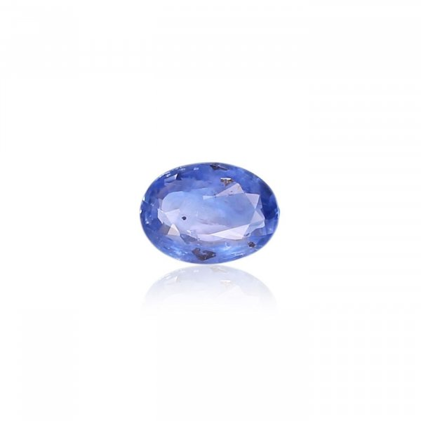6.21 Ratti / 5.60 Carat Natural And Certified Loose Blue Sapphire Stone