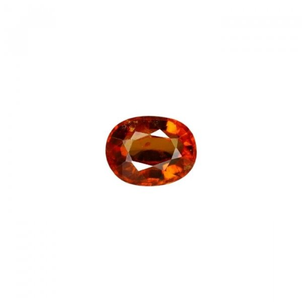 15.60 Ratti / 14.20 Carat Loose Hessonite Garnet Gemstone