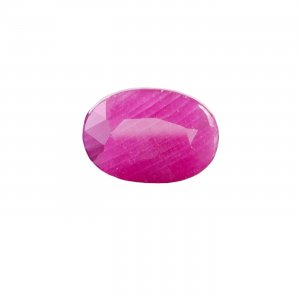 4.63 Carat/ 5.14 Ratti Natural And Certified Ruby Stone