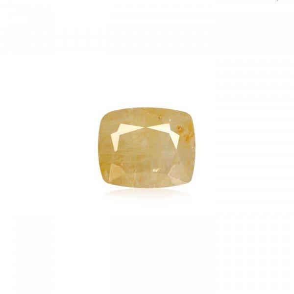 5.80 Ratti / 5.21 Carat Loose Yellow Sapphire Stone | Pukhraj Stone