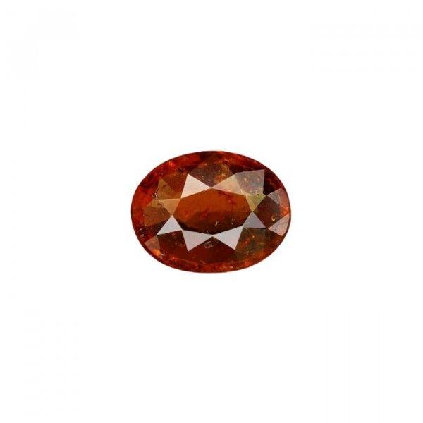 14.90 Ratti / 13.42 Carat Hessonite Garnet Gemstone
