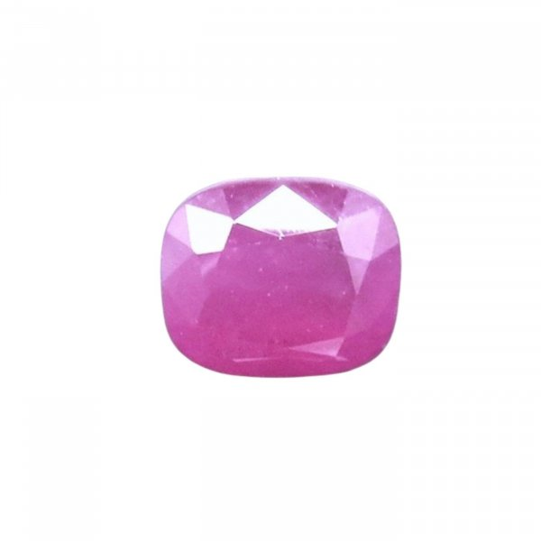 6.25 carat natural and certified ruby stone or manik stone