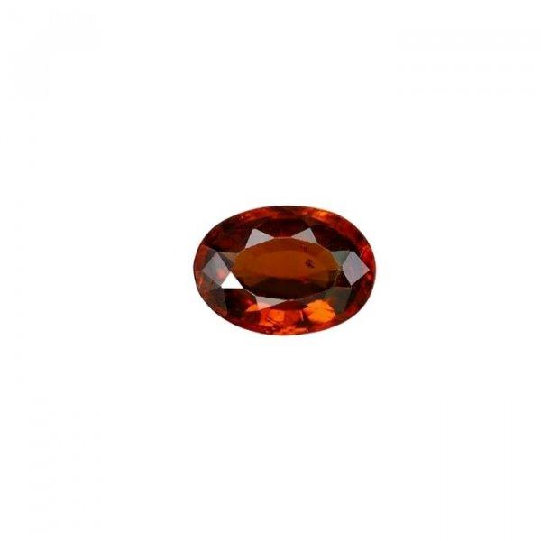 6.55 Ratti / 5.90 Carat Loose Hessonite Garnet Gemstone