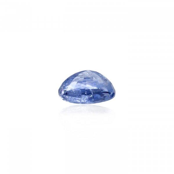 6.25 ratti / 5.60 ct loose blue sapphire stone