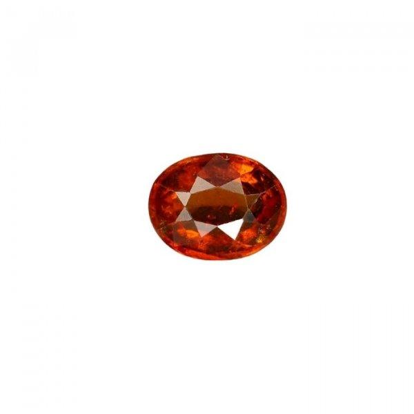 7.33 Ratti / 6.61 Carat Hessonite Garnet Gemstone