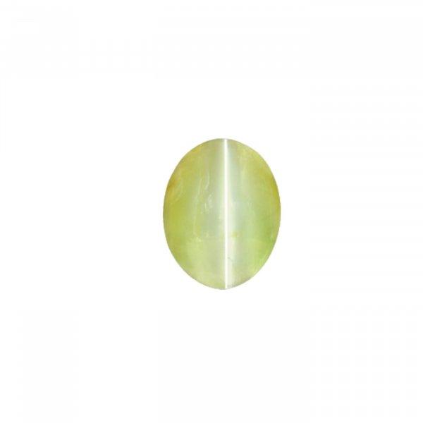 2.15 Ratti / 1.93 Carat Loose Natural Cat's Eye (Crysoberyl) Gemstone