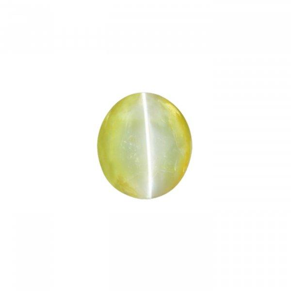 1.90 Ratti / 1.72 Carat Natural Loose Cat's Eye (Crysoberyl) Gemstone