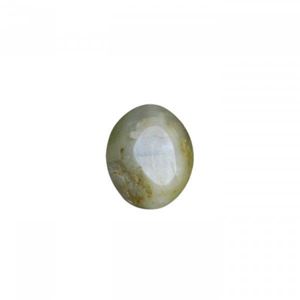 natural cat's eye loose gemstone