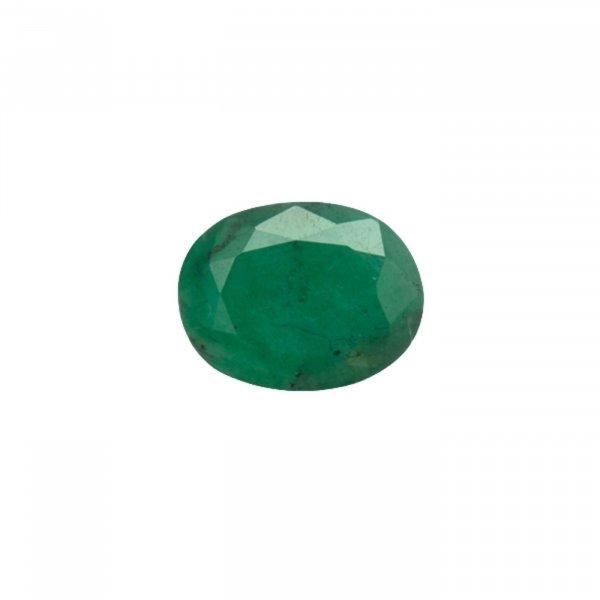 10.00 Ratti / 9.00 Carat Natural Zambian Loose Emerald (Panna) Gemstone