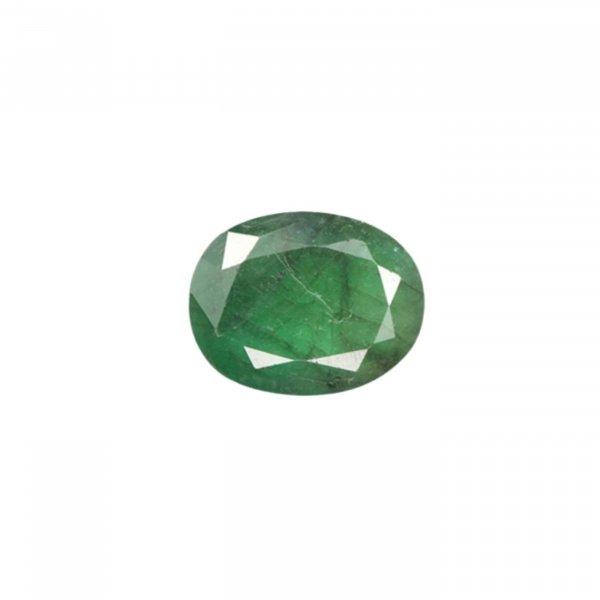 9.00 Ratti / 8.07 Carat Natural Loose Emerald (Panna) Gemstone