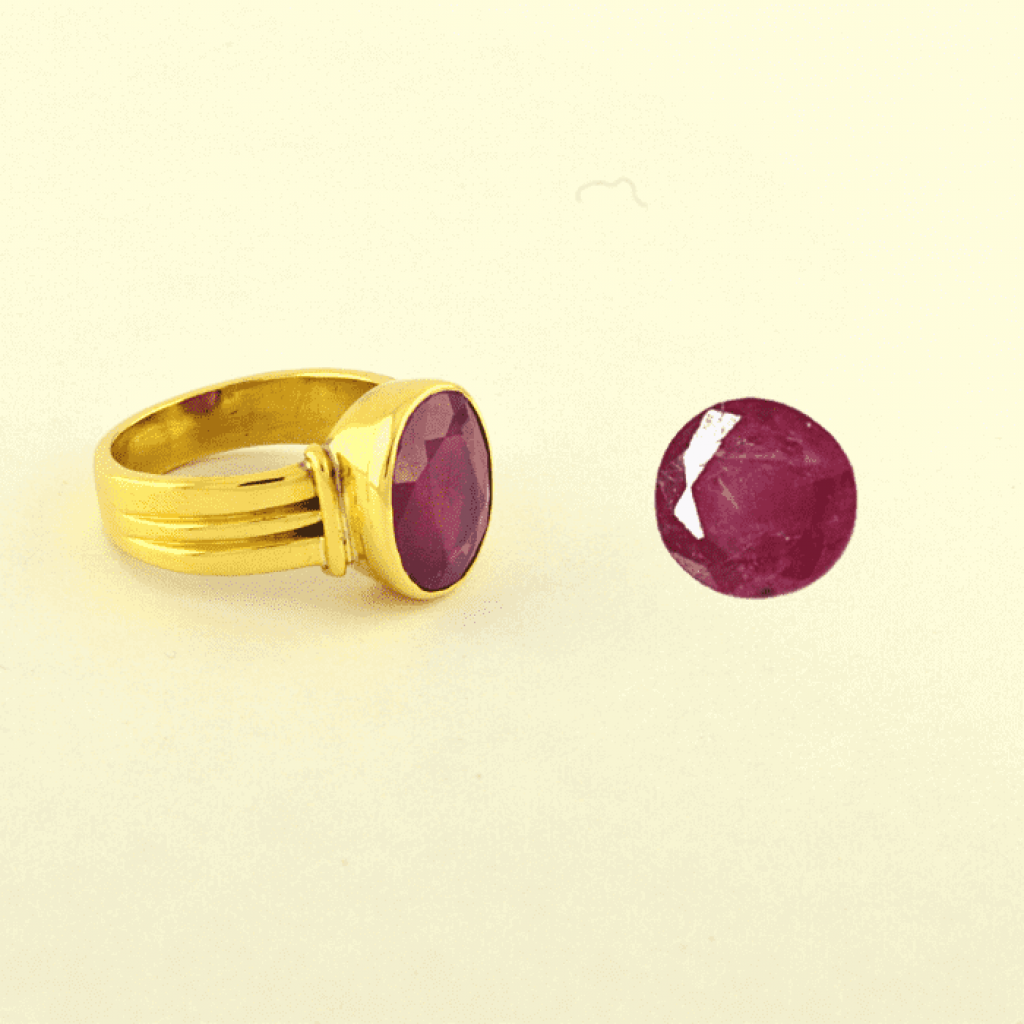 Ruby rings , manik rings