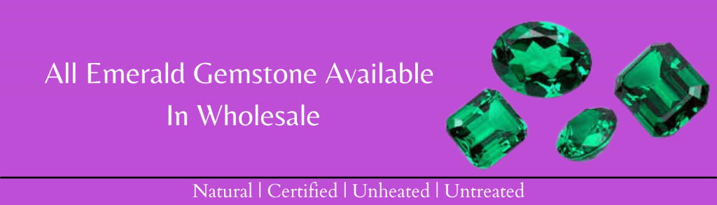 emerald stone dealer