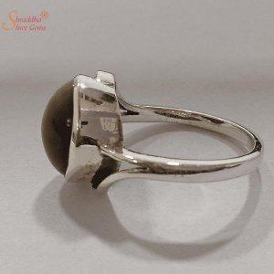 Natural Cat's Eye Ring, Lehsunia Ring