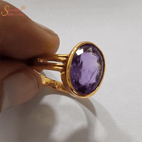 Original Amethyst Ring