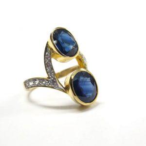 BLUE SAPPHIRE RING (NEELAM RING)